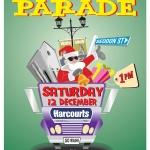Xmas Parade 2015