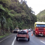 Karangahake Gorge congestion