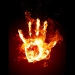 Fire hand