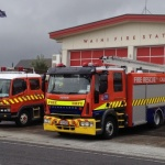 Fire Station Waihi
