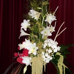 Another stunning floral display for Wanganui Opera Week