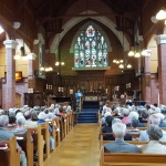 Chapel Service: Frederick Jones with 'Ye People Rend your Hearts'