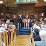 Chapel Service: Edward Laurenson & Katherine Macindoe