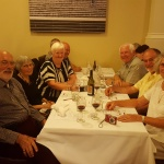 Elements - a happy table of diners