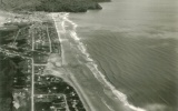 Old Waihi Beach Aerial View