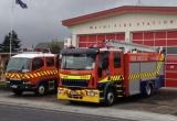 Fire Station Waihi