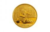 1 oz Gold Chinese Panda