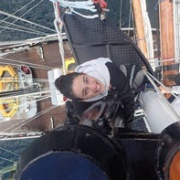 Sixteen-year-old Leila Collinson is the fourth sister to complete the Spirit of Adventure voyage.