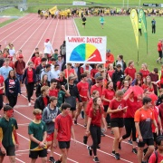 Athletics Day at Cooks Gardens, 22 February 2018.