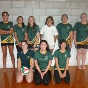 Junior B Girls Team.