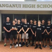 WHS Boys 3x3 Basketball teams before heading to the SS 3x3 National Slam, 30 March - 1 April 2017.
