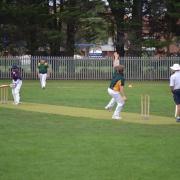 Our 1st XI Boys Cricket team won their T20 regional semi final game at school against Horowhenua College, March 2016.
