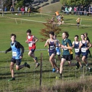 Wanganui Secondary School Cross Country held in Waiouru on 21/5/15.