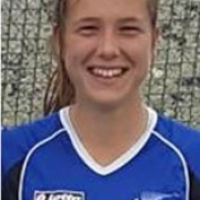 CONGRATULATIONS to Rebecca Baker who WON MVP of the whole tournament & her U15 National Girls Rep Hockey team finished 5th, October 2017.