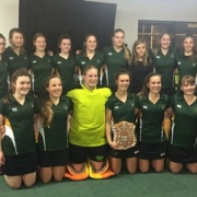 CONGRATULATIONS to WHS Girls 1st XI WINNERS of the Manawatu Division 1 title!, August 2017.