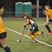 1st XI Hockey team in action, June 2016.