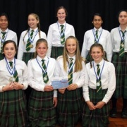 End of season WINNERS of SS3 Grade Competition:  WHS JA2, 11/9/17.