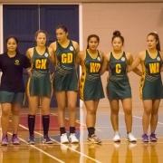 WHS A1 Netball team 2016.