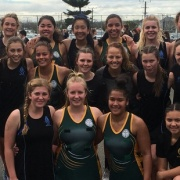 WHS finished the best of the locals at the Lower NISS tourn with a 30-16 win over Wanganui Collegiate on finals day at Laird Park, Chron 2/9/16.