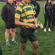WANGANUI U15 RUGBY CHAMPS 2017 - WHS U15 GOLD TEAM, 16 August 2017.