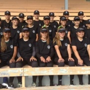 Boys and Girls Softball teams at Fraser Park, Hutt Valley for the Division 2 NISS Champs, 28>31 March 2017.