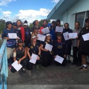 Girls Softball team competing in NZ Div 1 NISS Softball Nationals in Hastings, April 2016. Congratulations to JESSICA WATKIN named in NZ Tourn Team.