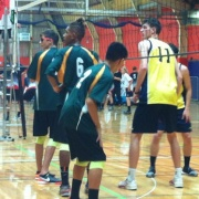 NSS Volleyball Champs, Palmerston North, 26 > 31 March 2017.