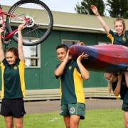 WHS Y9 & 10 students going to Great Barrier Island 6-11 Dec 2015 for the 'Get 2 Go' National finals.