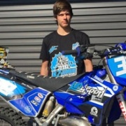 JAMES ROUNTREE has claimed fifth in his class at the NZ Junior MX Champs in New Plymouth, Chron 27/4/17.