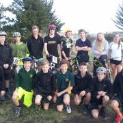 Whanganui Regional Inter-School Mountain Bike Champs took place at Pauri Lake, 24/6/16. LOCHIE STEEDMAN was 1st in the Senior boys.