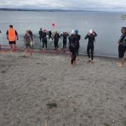 Open Water Swimming.