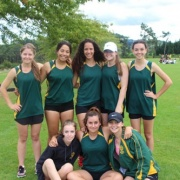 Girls Team came 5th overall at the NZSS Ultimate Champs 27 & 28 March 2017.