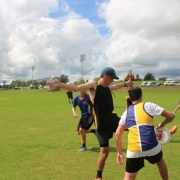 Boys playing at NZSS Ultimate Champs 27 & 28 March 2017.