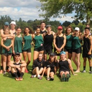 WHS Ultimate Frisbee teams at Owen Delany Park in Taupo 27 & 28 March, competing in the 2017 NZSS Ultimate Champs.