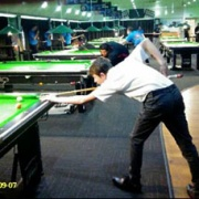 Pool 8 Tournament in Christchurch, 4-8 September 2017.
