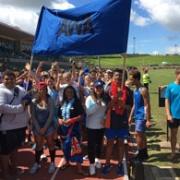 WHS Athletics Day 22/2/18 - AWA House