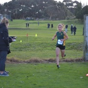 REBECCA BAKER finished 1st Senior Girls, WSS Cross Country 24/5/18.