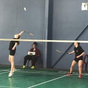 Badminton Winter Tournament Week in Auckland, 3-7 September 2018.
