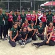 Girls Softball Team Summer Tournament week 19-23 March 2018.