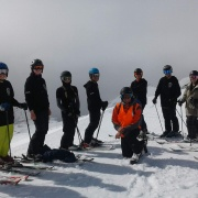 WHS Ski Team - NISS Snow Skiing Champs held on Whakapapa Ski Field, 17-19 September 2018.