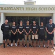 Senior Team heading off to the Secondary Schools 3X3 Champs in Tauranga, 21-23 March 2018.