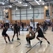 Senior Boys at Secondary Schools 3X3 Champs in Tauranga, 21-23 March 2018.