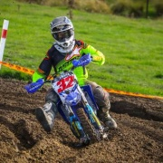 JAMES ROUNTREE finished 8th in NZ at the National Jnr MX Champs 15-16 yr 125cc class in Mosgiel. Oliver Dennison 11th 14-16yr 250cc class, Jaxon Watt 10th 13-16yr 85cc class, Chron 25/4/18.