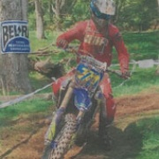 Seth Reardon (ex WHS) claimed victory in the under 300cc four-stroke class at the final round North Island MX Champs in Taupo, Chron 11/4/18.