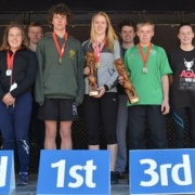 Lower Nth Is TOUGH GUY/ GAL comp results: WHS fin 1st, 2nd & 4th male 12 km, & 1st 2nd & 3rd female race. REBECCA BAKER WON open female race as a Y11. TRAVIS BAYLER defended his title WON open men's 2nd yr in a row & is still only Y11! (26/5/17)