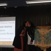 Leighton Kotuhi-Brown - Marewa Ki Te Rangi Taonga for Head of Māori female 2018