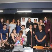 Senior students at 2018 WHS Māori Awards