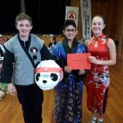 CHINA: Merit - Best Delegation - Dominic Benfell, Firooze Colaabavala, Lauren Phillips.