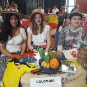 COLUMBIA - Akshima Marwah, Sophie Maxey, Rose Hird.