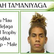 JUDAH TAMANIYAGA - Pasifika Leadership Male